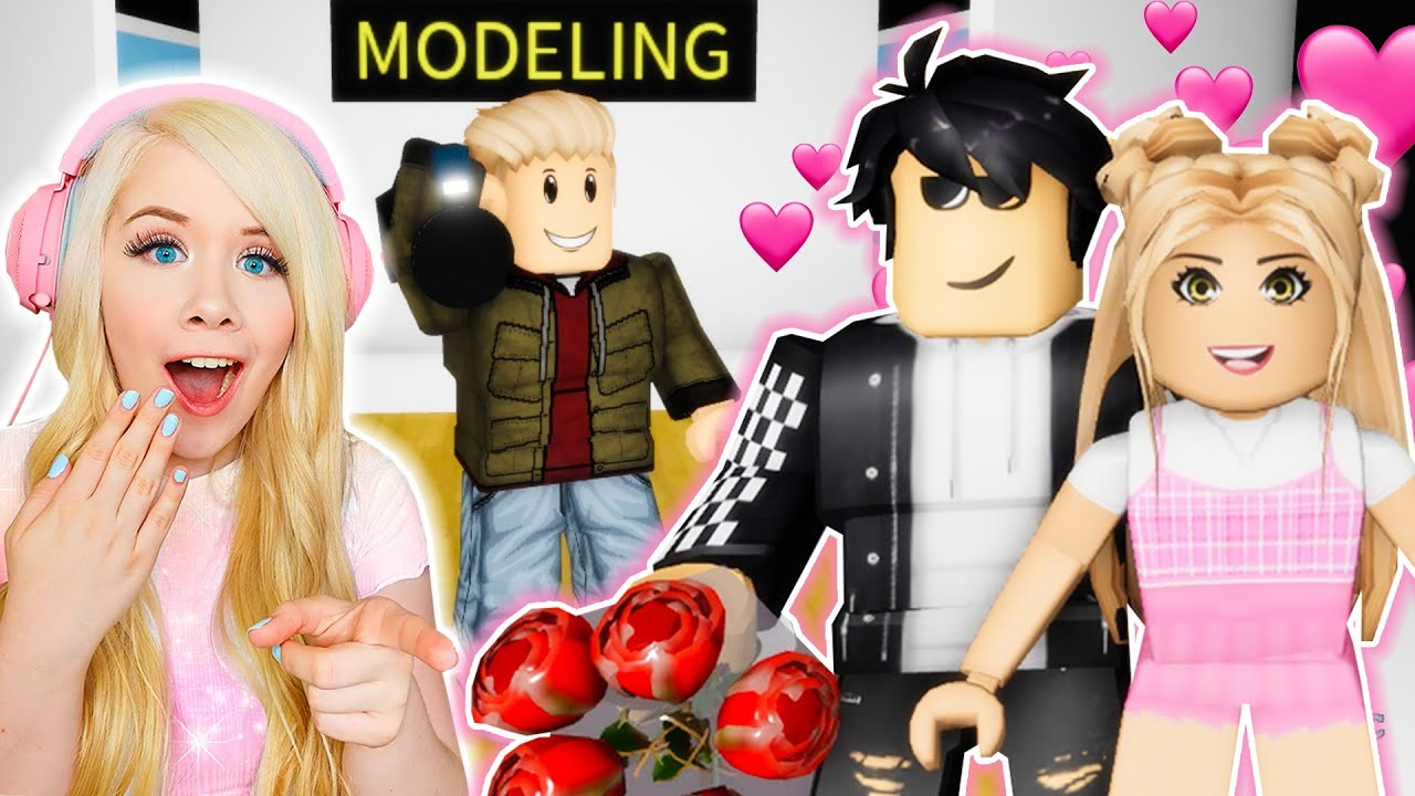 MY CRUSH WAS SECRETLY FAMOUS IN BROOKHAVEN! (ROBLOX BROOKHAVEN RP)