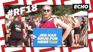 Roskilde Festival: Send en hilsen