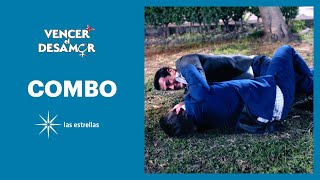 Vencer el desamor: ¡Álvaro y Eduardo se enfrentan a golpes! | C-84 | Las Estrellas