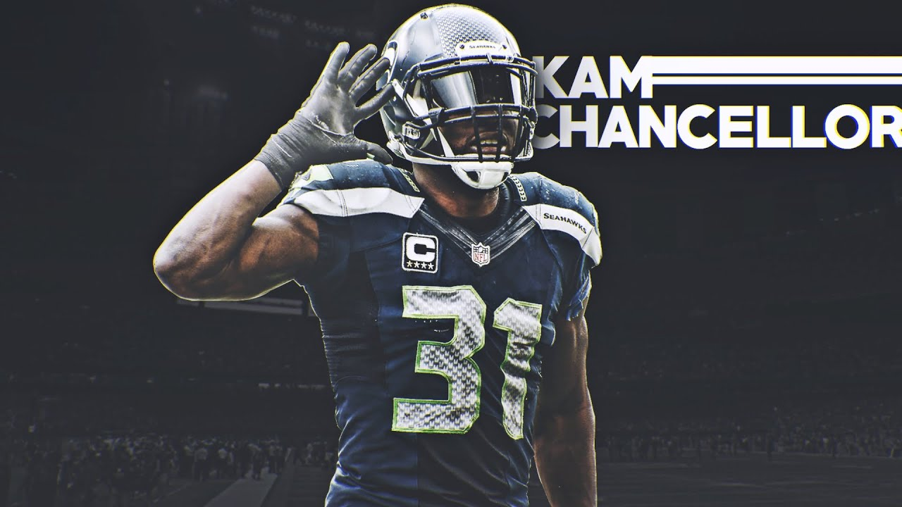 "Kam Chancellor ""Bam Bam"" Highlights"