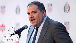 El Presidente de la Concacaf explicó en qué consiste la nueva Liga de Naciones