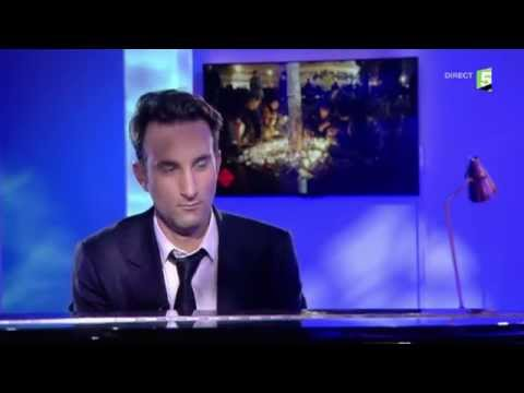 "Davide Martello, ""Imagine""... C à vous - 16/11/2015"