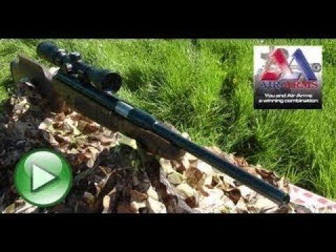 REVIEW: Air Arms Pro Sport Air Rifle - Elite Hunting Air Gun