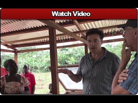 Bob Taylor's World Forestry Tour | In the Village | Cameroon | April 28, 2017