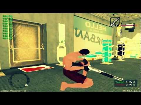 MTA:SA   Weapon'S ;  Black