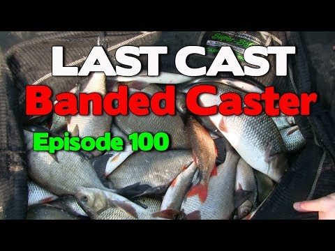 LAST CAST Fishing Banded Caster e100 Match Fishing