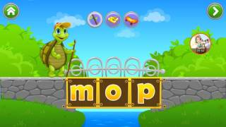 Kids learn to read words | educational games for kids| intellijoy app