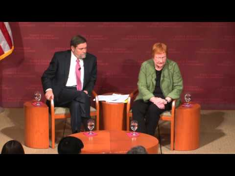 A Conversation with The Honorable Tarja Halonen | Institute of Politics