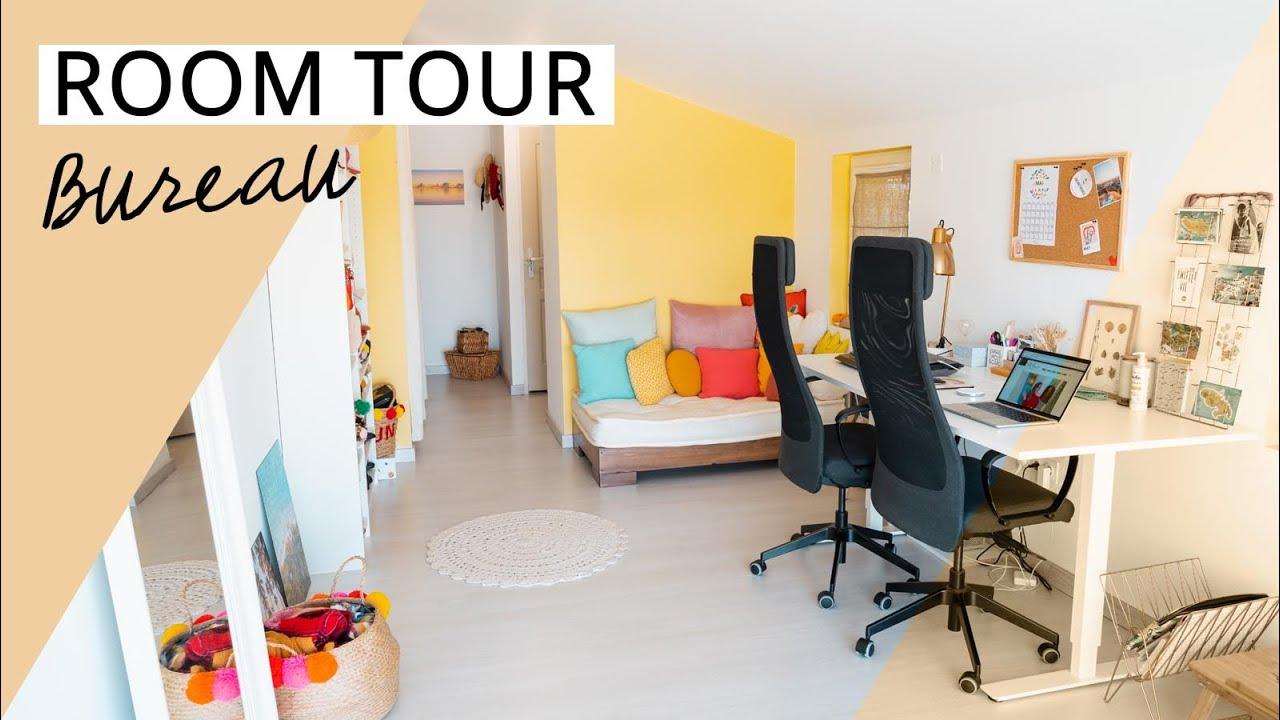 Dressing De Coin Ikea room tour | ma décoration de bureau + dressing !