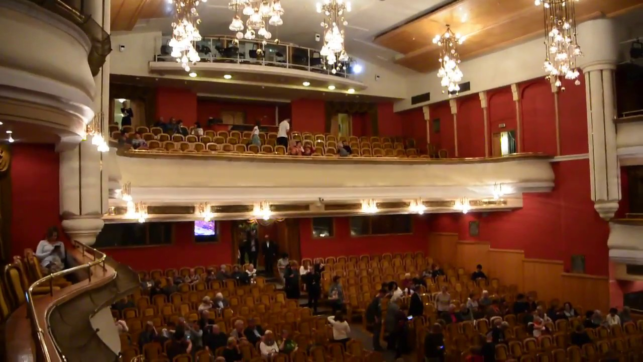 Театр Новая Опера Фото Зала