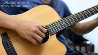 Nụ cười trong mắt em - Trần Anh Tuấn ( Guitar acoustic cover )