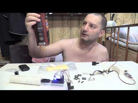 Arduino SI4432 Wireless Module приёмник Передатчик Receiver Server Transmitter Variable Resistor RGB