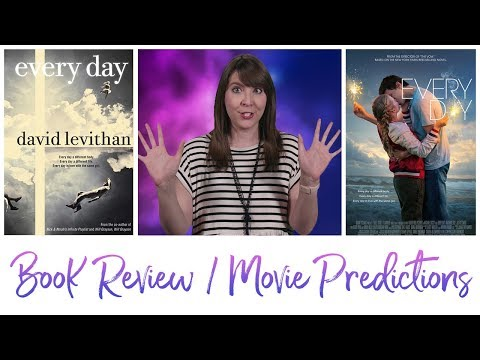 """""""Every Day"""" by David Levithan 