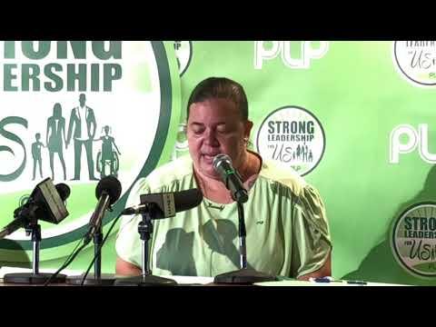 PLP Press Conference, Sept 28 2020