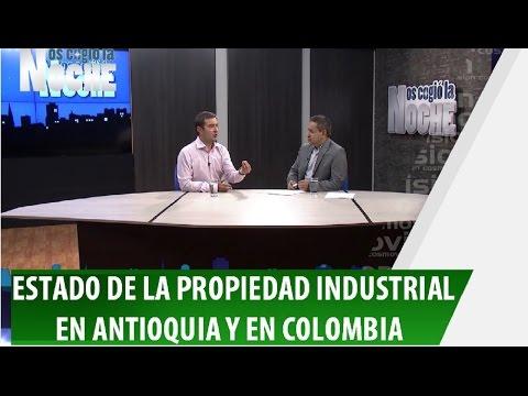 Estado Actual de la Propiedad Industrial en Antioquia y Colombia