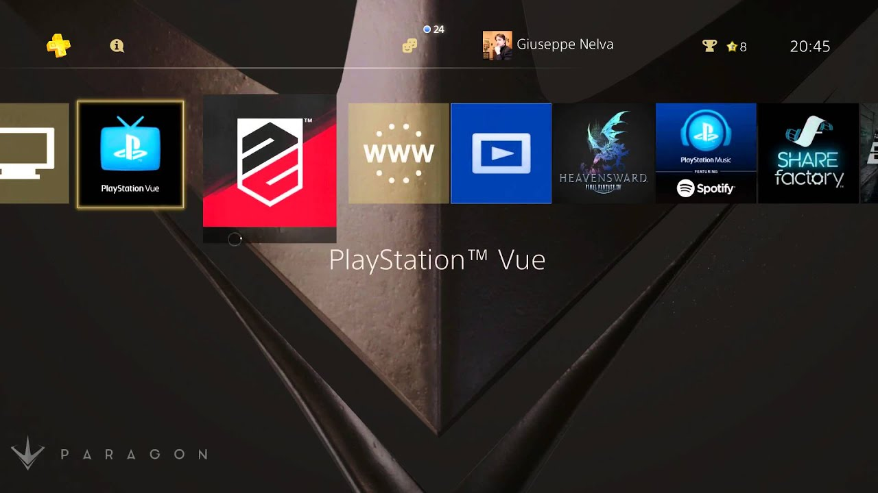 Paragon Gets a Somewhat Dynamic but Free PS4 Theme