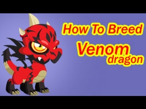 How To Breed Venom Dragon In Dragon City - YouTube