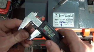 видео Изготовление автомобильных ключей