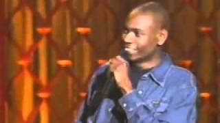 YouTube   Dave Chappelle in San Francisco part 3