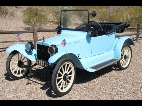 1914 SAXON Runabout Roadster Model 14                                     (For Sale By Owner)