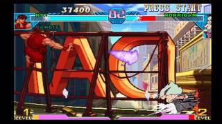 WiiSX (Sony PSX Emulator for Wii) - Jumping Flash 2, Marvel vs. Capcom, Crash Bandicoot Gameplay