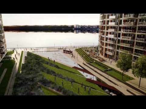 Waterfront, Royal Arsenal Riverside