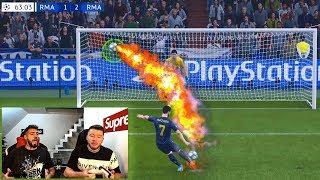 FIFA 20: ULTIMATIVE 11 METER CHALLENGE 🔥🔥 Proownez vs Wakez