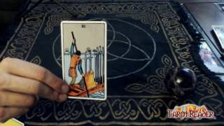 Tarot Card Meanings: The 6 of swords