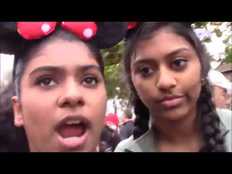 SEEING CHANDRA WILSON IN EPCOT