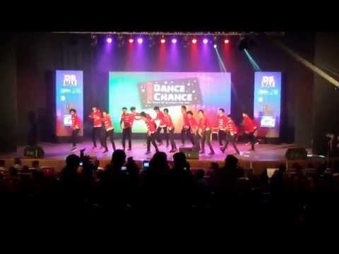 Frictions Dance Crew, Mangalore, Winners in National level dance competition in Bangalore