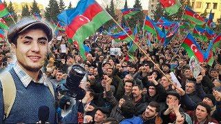 Mehman Hüseynov üçün yeni rep - #FreeMehman - BƏYƏN