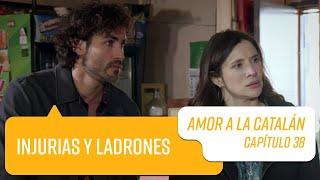 Capítulo 38   Amor a la Catalán