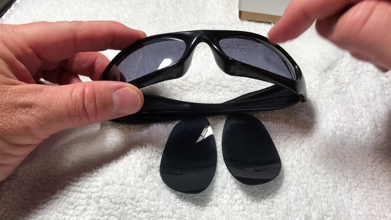 d4ff116dfc7 Revant Replacement Lenses for Oakley Monster Dog - YouTube