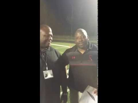 Interview With Berry Head Coach Andrew Howard