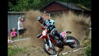 Enduro European Championship Skövde 2018 cross test 1