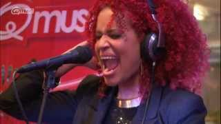 Sharon Doorson - High On Your Love // live @ Q-music