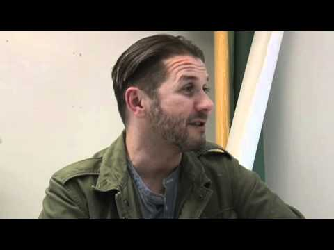 The Arts Show: Grant Nicholas on Feeder's new album and playing in Wales
