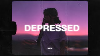 depressing songs for depressed people 😞 (sad music mix)
