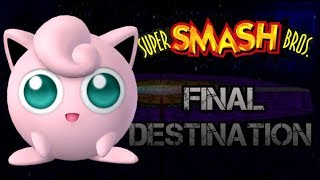 Super Smash Bros: Final Destination