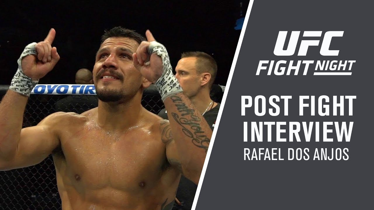 Fight Night Rochester: Rafael Dos Anjos -