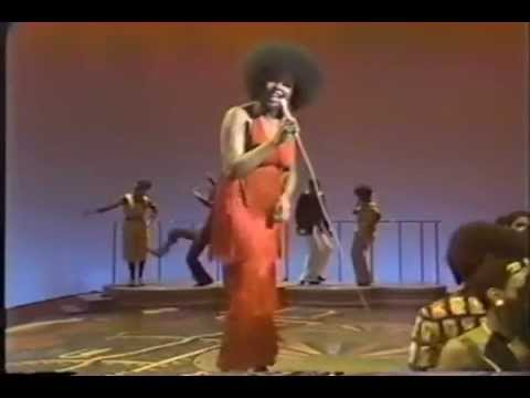 Betty Wright  Tonight is The Night  (Soul Train)