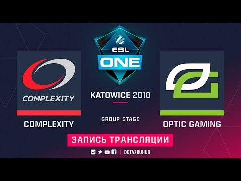 compLexity vs OpTic, ESL One Katowice, game 3 [Adekvat, V1lat]