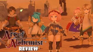 Arc of Alchemist (Switch) Review (Video Game Video Review)