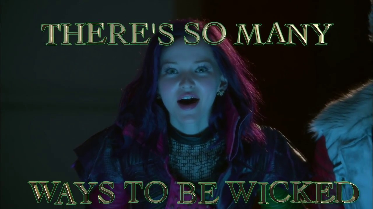 Ways To Be Wicked Descendants 2 Full Music Video