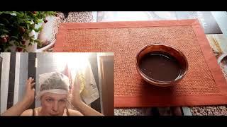 Шоколадная маска для волос Укрепит увлажнит напитает волосы Улучшит состояние кожи головы
