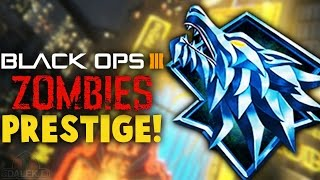 Black Ops 3 ZOMBIES - PRESTIGE MODE! WHAT HAPPENS? - ZOMBIES Prestige #1 w/ Dalek!
