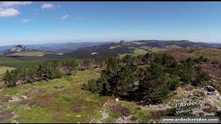 Ardèche - Suc de Taupernas (4K)