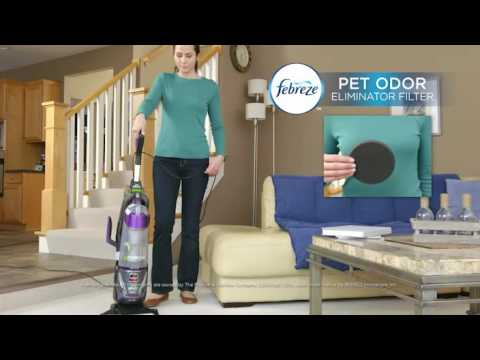 How to use the PowerGlide® Lift-Off® Pet Plus Upright Vacuum | BISSELL