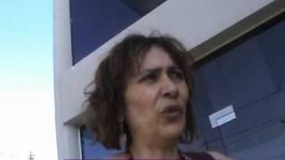 Marie Monique Robin en Los Toldos