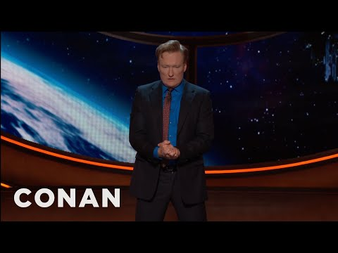 #ConanCon Monologue 07/20/17  - CONAN on TBS